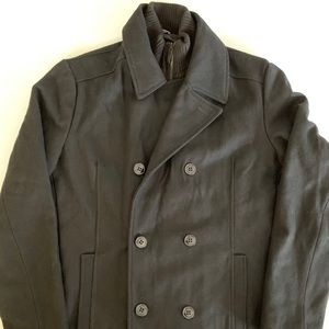 Kenneth Cole Reaction Peacoat Sports Coat Medium